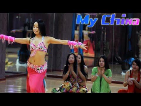 My China 03/07/2016 Tribal Fusion Dancer