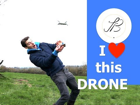 Yuneec Breeze - Drone Test / Drone Footage / Drone Review