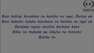 Jalousie - Madilu feat Nyboma Lyrics