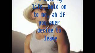 Somewhere with you (lyrics) - kenny chesney ---- disclaimer: i do not own anything! simply put together this video