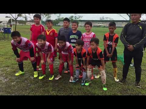 Nikkei FC U10 Fiesta Ng Tagum Invitational Football Game Full Game 1