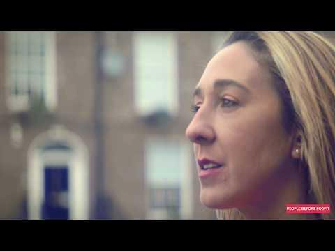 Our Candidates: Gillian Brien Dublin European Elections