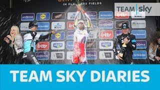 Team Sky Diaries Episode 3 – Thomas takes 3rd