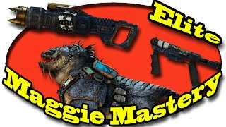 Evolve Gameplay - The Road To Maggie Mastery & Elite Skin - Highlight Special