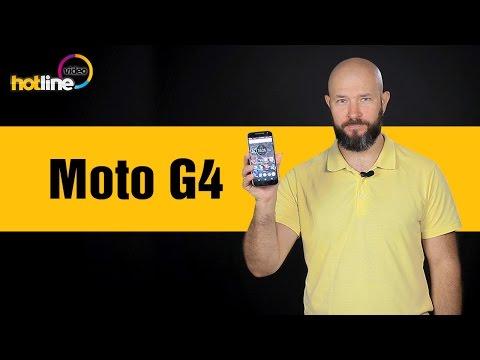 Motorola Moto G4 — обзор обновлённой модели доступного смартфона на чистом Android 6.0