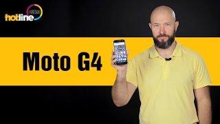 Motorola Moto G4 — обзор обновлённой модели доступного смартфона на чистом Android 6.0(Выбрать магазин и купить Motorola Moto G4: ..., 2016-08-02T13:12:18.000Z)
