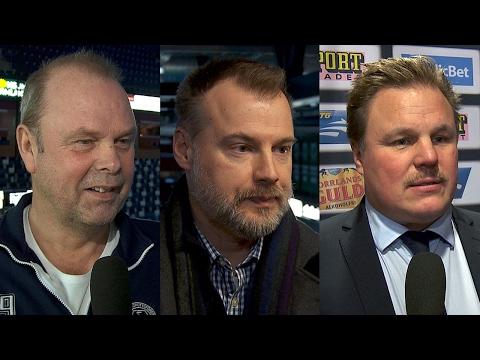 Glimt Sport – Hockeyspecial med Perra Johnsson, Rikard Grönborg och Leif Carlsson