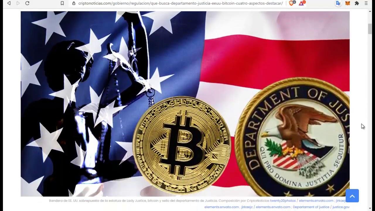 Es bitcoin legal en USA ? - YouTube
