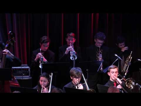 Aaron's Blues - JHS Jazz 2- Jazz Alley - 4/19/2017