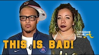 BAD NEWS for T.I. and Tiny 😱 | Attorney Lisa Bloom Has Entered The Chat