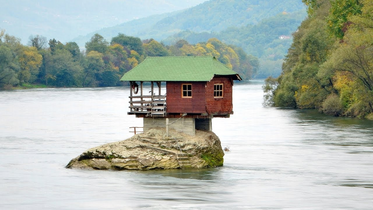 Attractive 10 Smallest Houses In The World