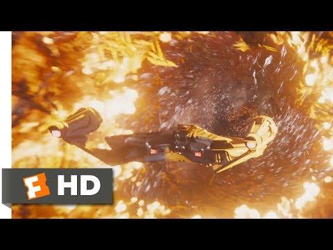 Star Trek Beyond (2016) - Sabotage Scene (8/10)   Movieclips