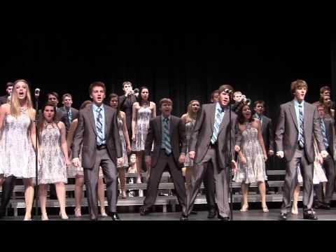 Revolution Show Choir Gretna Nebraska High School Camie Hemphill February, 9th 2013