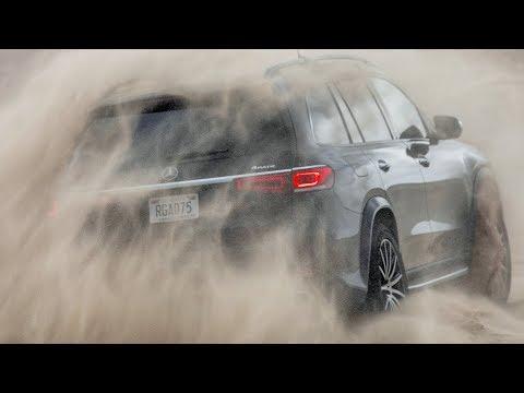 2020 Mercedes GLS 580 4MATIC - Desert Off-Road