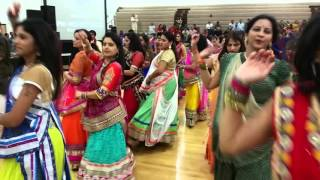 Gujarati Society CFL Navratri - Oct 24 - Part 13