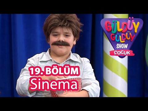 Güldüy Güldüy Show Çocuk 19. Bölüm, Sinema Skeci