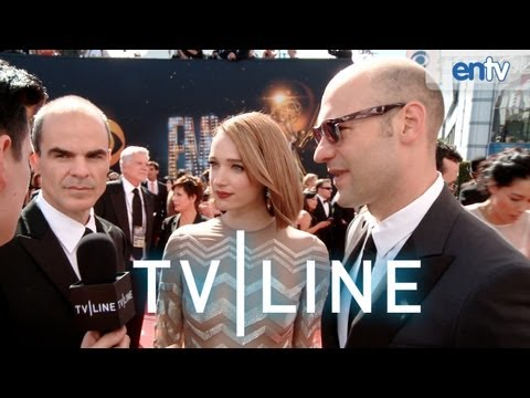 House of Cards Cast Talks Season 2  Emmys 2013