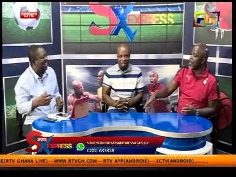 SOMETIMER SPORTS (DISCUSSION -GHANA  VS ETHIOPIA)
