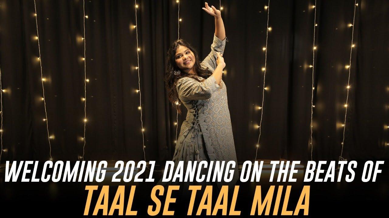 Taal Se Taal Mila | Fusion | Dance Cover | Sanjana Parulekar
