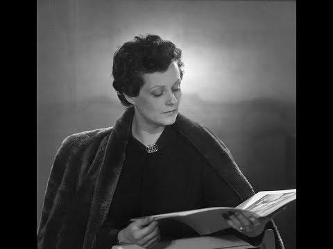 "Irène Joachim sings ""Trois Poèmes de Pétrone"" (1952)"