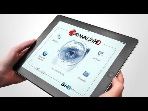 Franklin HD Free-Form App [ENG]