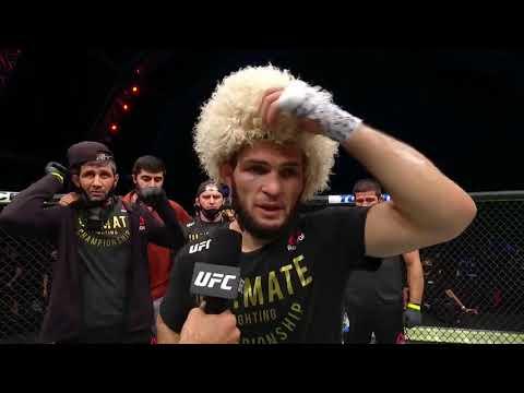 UFC 254: Хабиб