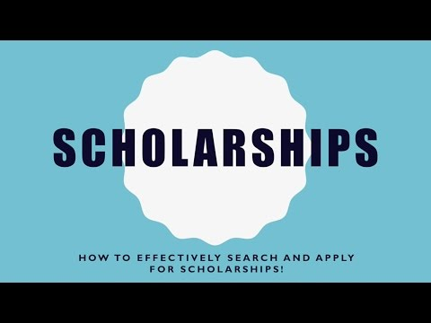 WOU Scholarships 2017