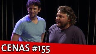 CENAS IMPROVÁVEIS #155