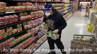 How NY's Grocery Store Workers Helped Carry Us Through the Pandemic