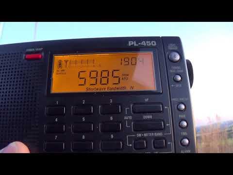 5985 Myanmar Radio