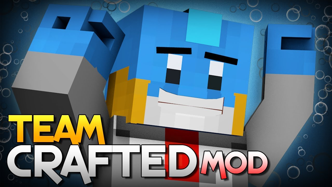 Team Crafted Mod