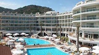Обзор отеля Pineta Park Delux Hotel 4*, Мармарис, Турция, Marmaris/Muğla