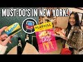MUST DO'S IN NEW YORK CITY!   NYC Travel Vlog (Part 3)