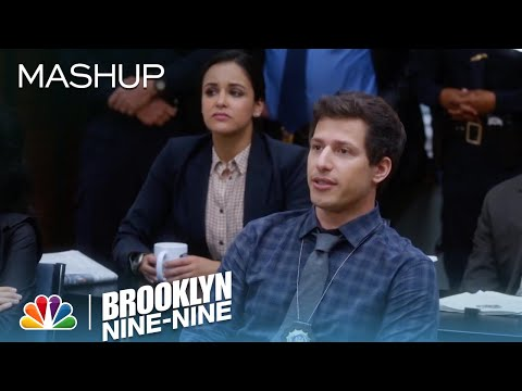Jake's One-Liners | Season 1 | BROOKLYN NINE-NINE