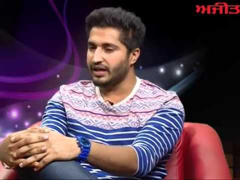 Punjabi Singer & Artist Jassi Gill : Interview on Ajit Web Tv.