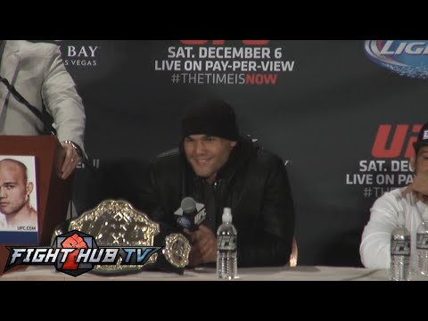 Johny Hendricks vs. Robbie Lawler 2- Full Video- UFC 181 full post fight press conference