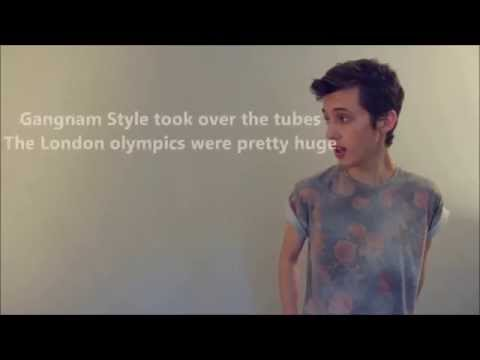Troye Sivan  The 2012 Song Lyrics