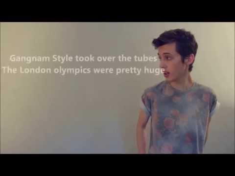 Troye Sivan - The 2012 Song Lyrics