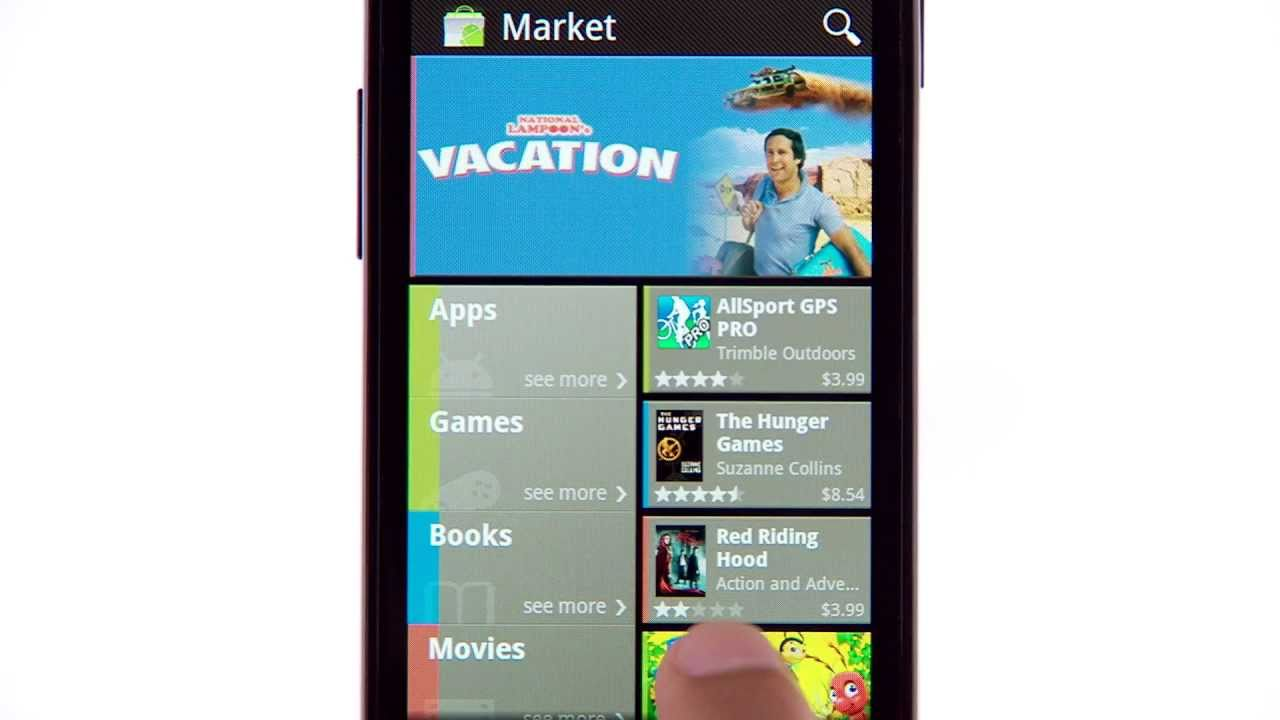Phone Market For Android Phone a new android market for phones youtube phones