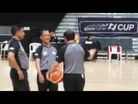 W League Team Doha Desert vs ISF 1st Half
