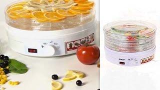 видео Зачем нужна электросушилка для фруктов, овощей и грибов, и как ее выбрать