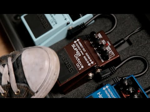 MusicRadar Basics: octave and pitch guitar effects explained