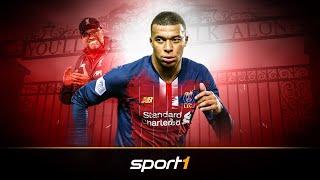 Wildes Gerücht: Wie gut passt Mbappé zu Klopps FC Liverpool? | SPORT1 - TRANSFERMARKT-SHOW
