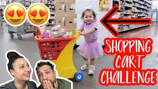 SERENITY GOES SHOPPING!! **the cutest thing ever**