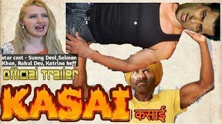 KASAI Official HD Trailer | कसाई  | Kasai Full movie Trailer |Sunny Deol | Salman Khan | Sanjay Dutt