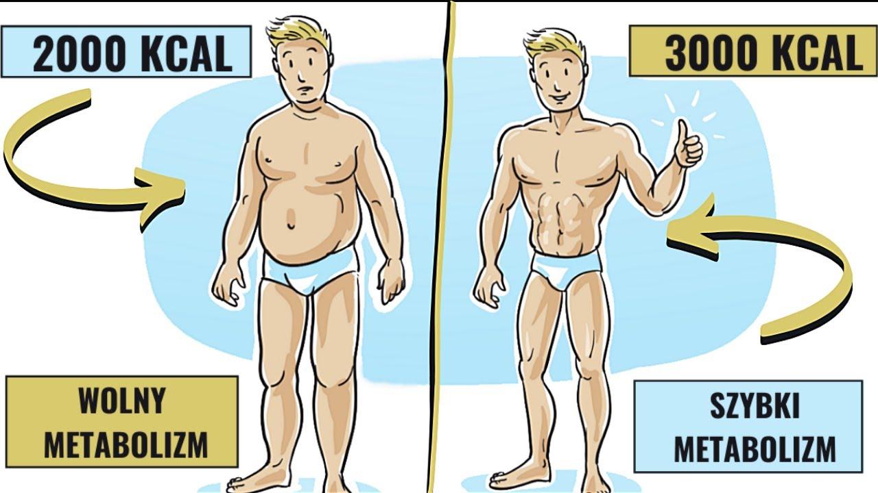 JAK JEŚĆWIĘCEJ I NIE TYĆ? Tajemnica szybkiego metabolizmu