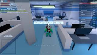 COMMENT À GLITCH IN JEW STORE! (Roblox Jailbreak)