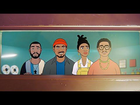 "James BKS - New Song ""New Breed"" Ft. Q-Tip, Little Simz, & Idris Elba"