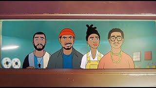 James BKS -  'New Breed' feat. Q-Tip, Idris Elba & Little Simz (Official Music Video).mp3