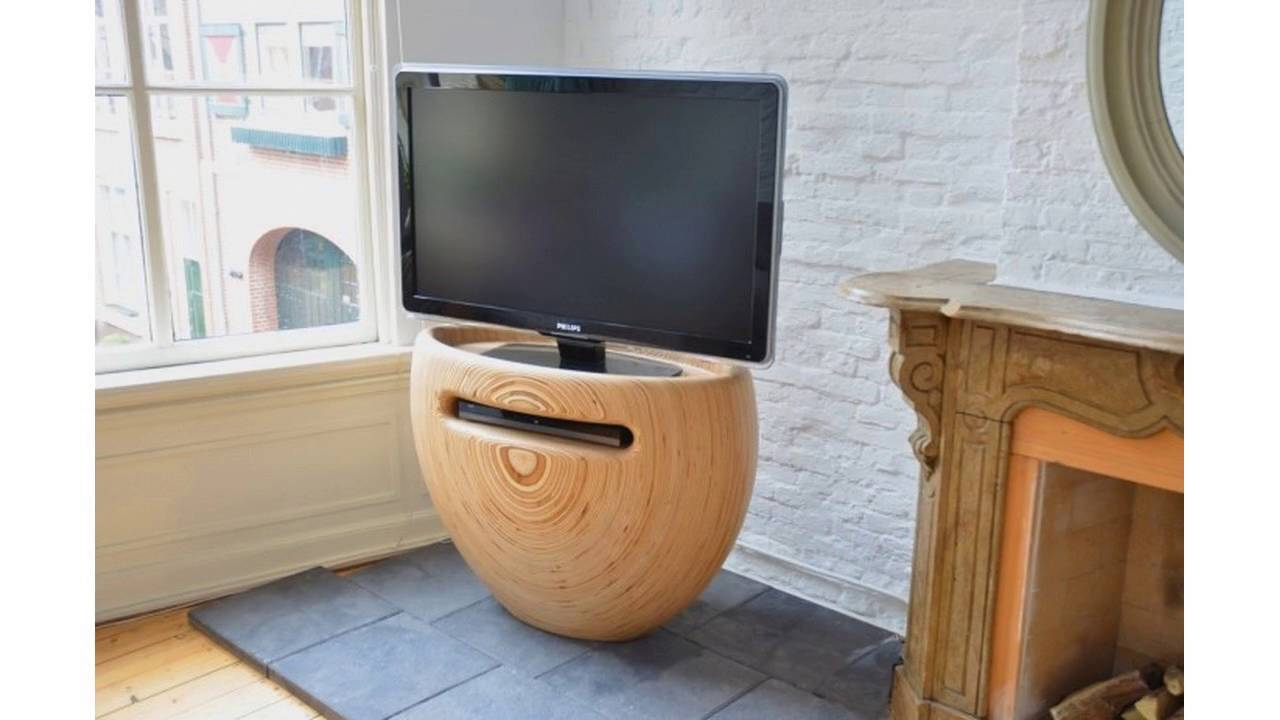 Bedroom tv stand ideas - YouTube